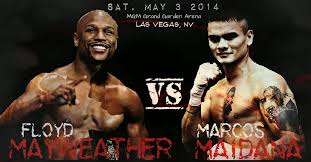 mayweather, maidana, showtime boxing, boxing match,