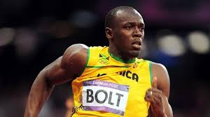 Breaks 100m Indoor Track Record, Olympian Usain Bolt