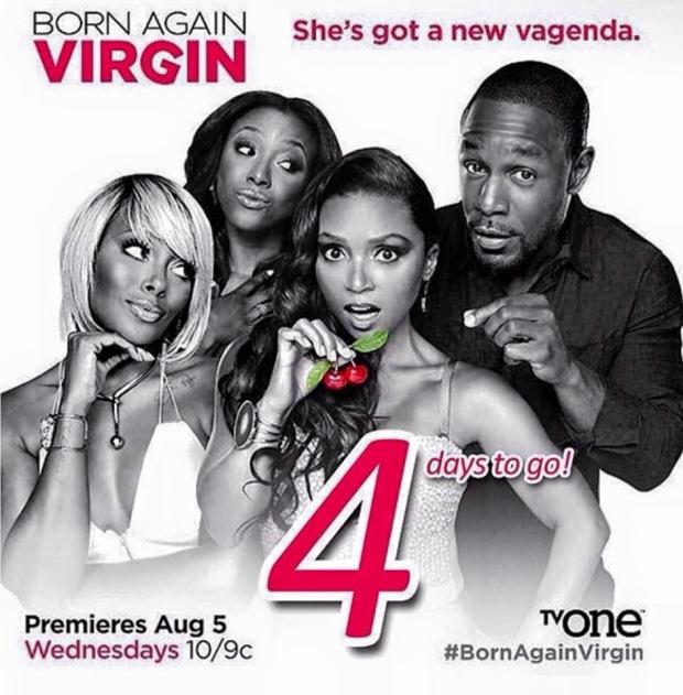 Born Again Virgin, New TV Series, TV One